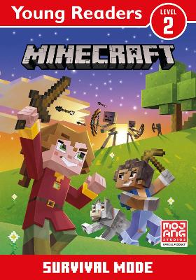 Minecraft Young Readers: Survival Mode by Mojang