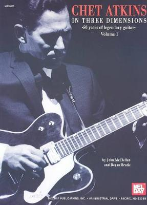 Chet Atkins in Three Dimensions by Chet Atkins