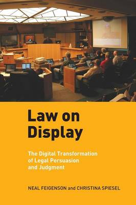 Law on Display by Neal Feigenson