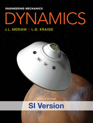 Engineering Mechanics by James L. Meriam