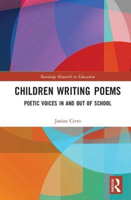 Children Writing Poems by Janine Certo