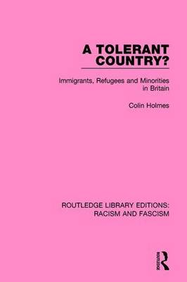 A Tolerant Country? by Colin Holmes