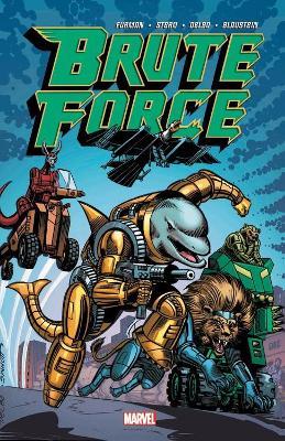 Brute Force by Simon Furman