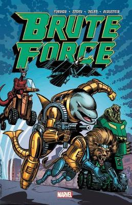 Brute Force by Simon Furman