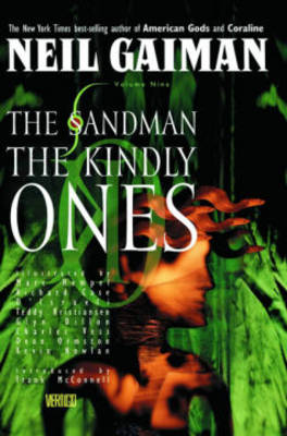 Sandman TP Vol 09 The Kindly Ones New Ed by Neil Gaiman