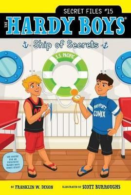 Hardy Boys Secret Files #15: Ship of Secrets by Franklin W. Dixon
