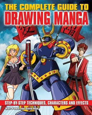 The Complete Guide to Drawing Manga by Marcus Powell