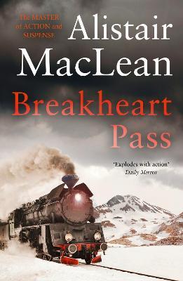 Breakheart Pass book