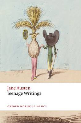 Teenage Writings by Jane Austen
