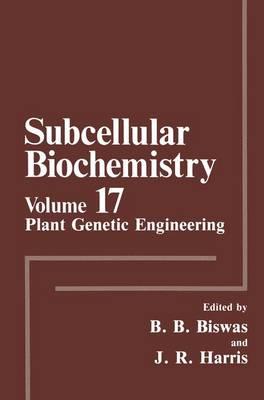 Plant Genetic Engineering by James Robin Harris