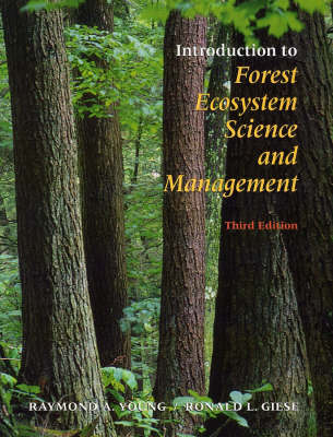 Introduction to Forest Ecosystem Science and Management book