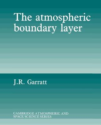 Atmospheric Boundary Layer book