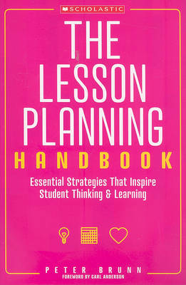 The Lesson Planning Handbook by Peter Brunn