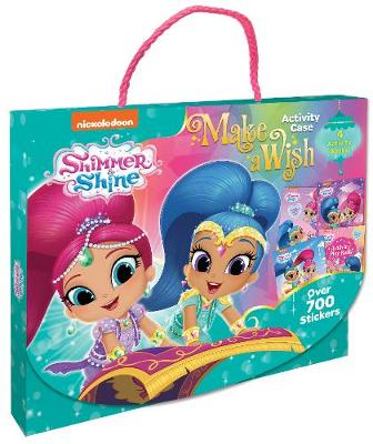 Shimmer and Shine Make a Wish! Activity Case by