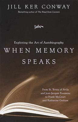 When Memory Speaks book