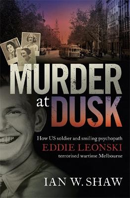 Murder at Dusk book