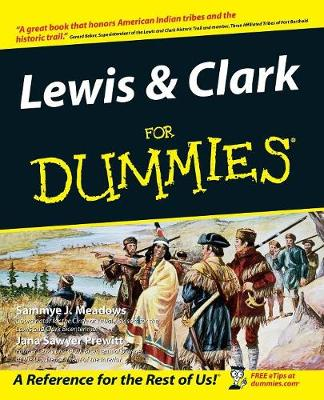 Lewis and Clark For Dummies book