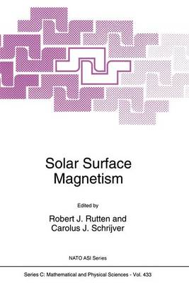 Solar Surface Magnetism book