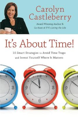 It's About Time! book