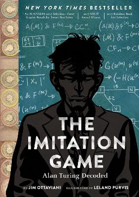 The Imitation Game: Alan Turing Decoded by Jim Ottaviani
