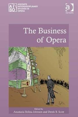 Business of Opera book
