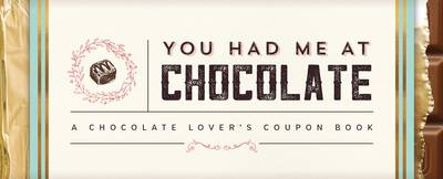 You Had Me at Chocolate by Sourcebooks