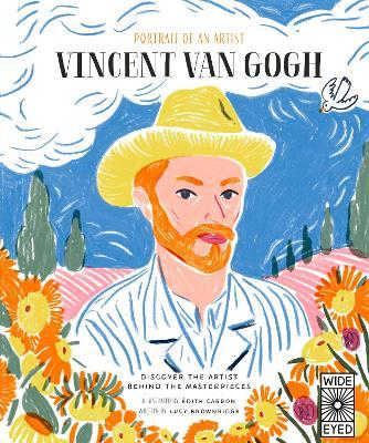 Portrait of an Artist: Vincent van Gogh book