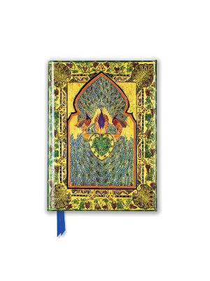 British Library: Rubaiyat of Omar Khayyam (Foiled Pocket Journal) by Flame Tree Studio