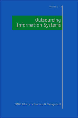 Outsourcing Information Systems by Leslie P. Willcocks
