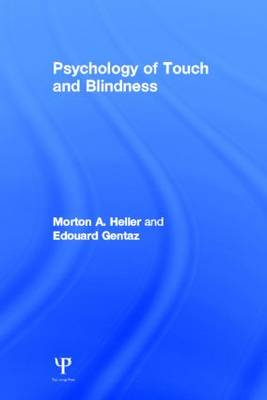 Psychology of Touch and Blindness book