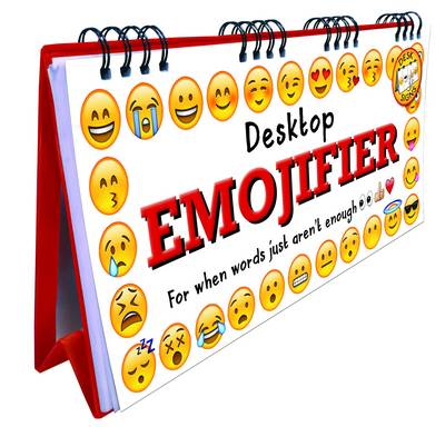 Desktop Emoji Flip Book by B Andy Bailey Jamien