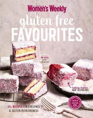 Gluten-free Favourites by The Australian Women's Weekly