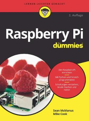Raspberry Pi fur Dummies by Sean McManus