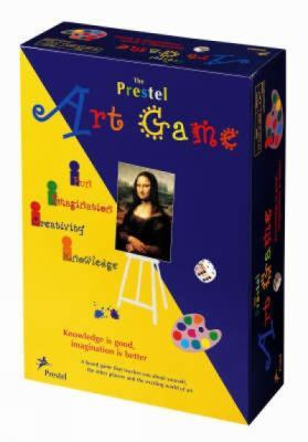 Prestel Art Game by Prestel Publishing