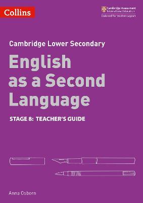 Teacher's Guide: Stage 8 by Anna Osborn
