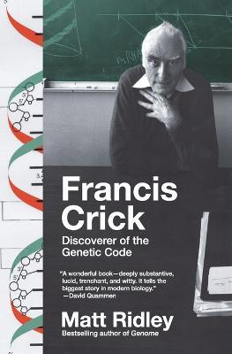 Francis Crick book