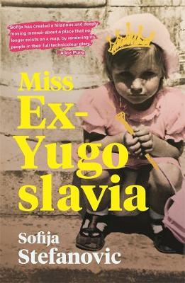 Miss Ex-Yugoslavia book