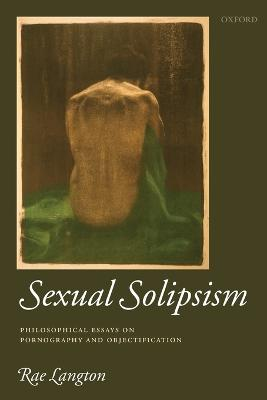 Sexual Solipsism book