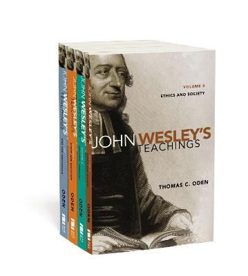 John Wesley's Teachings---Complete Set by Thomas C. Oden
