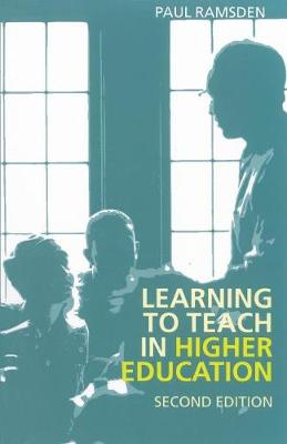 Learning to Teach in Higher Education book