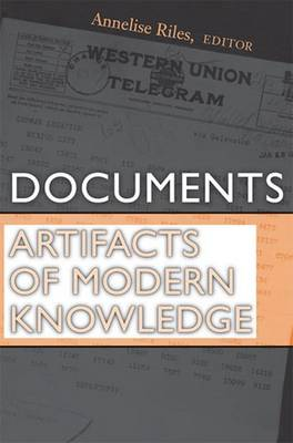 Documents by Annelise Riles