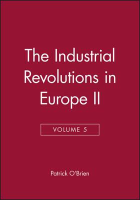 Industrial Revolution in Europe book