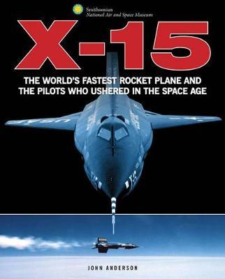 X-15 by John David Anderson