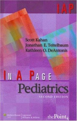 In A Page Pediatrics by Scott Kahan