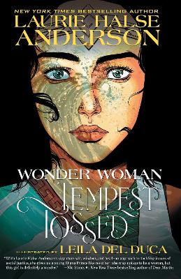 Wonder Woman: Tempest Tossed by Laurie Halse Anderson