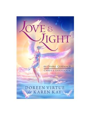 Love & Light: 44 Divine Guidance Cards and Guidebook by Doreen Virtue