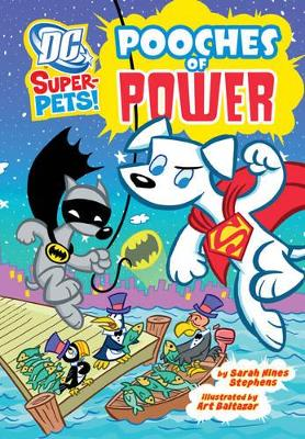 Pooches of Power by Sarah Stephens