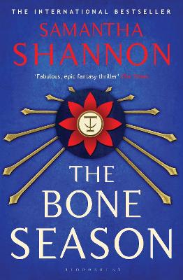 The Bone Season book