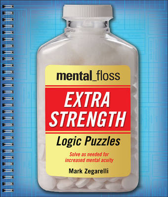 mental_floss Extra-Strength Logic Puzzles by Mark Zegarelli