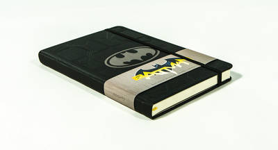 Batman Hardcover Ruled Journal by Matthew K Manning
